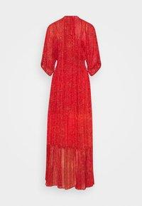 Desigual - PORTLAND - Długa sukienka - red - 7