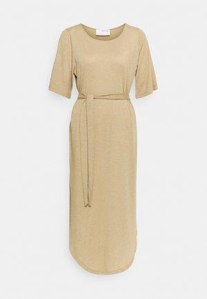SLFIVY BEACH DRESS - Jersey dress - kelp