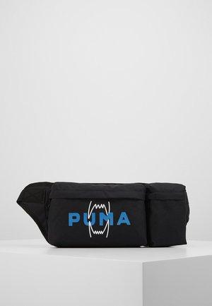HOOPS BASKETBALL MULTI WAISTBAG - Umhängetasche - puma black