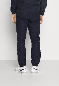 Lacoste Sport - TRACK SUIT SET - Trainingsvest - navy blue/white - 4