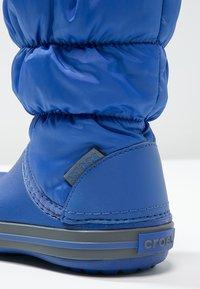 Crocs - Boots - cerulean blue/light grey - 5