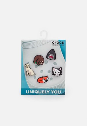 JIBBITZ ANIMALLOVER 5 PACK - Other accessories - multicoloured