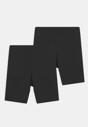 NKFVIVIAN 2 PACK - Shorts - black