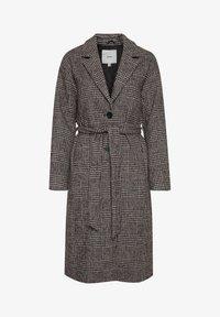 ICHI - IHHOLLYN - Classic coat - crushed violets - 4
