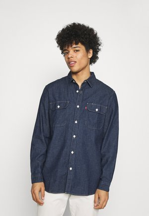 JACKSON WORKER - Shirt - dark indigo