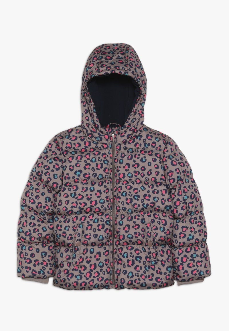 Friboo - Zimní bunda - deep taupe