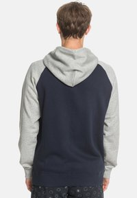 Quiksilver - EVERYDAY - Felpa aperta - blue - 2