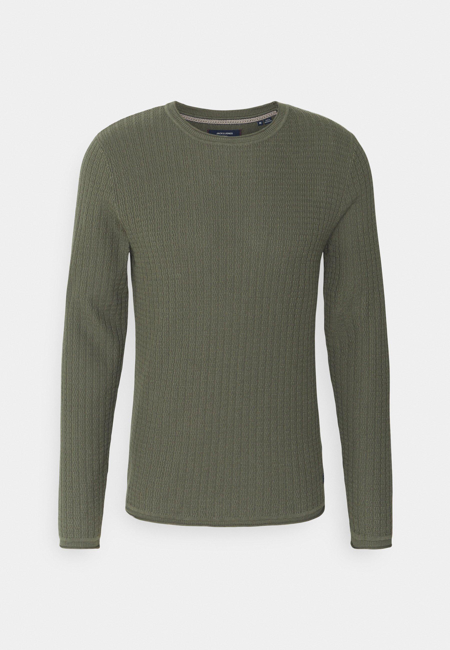 Homme JPRMARCELKNIT CREW NECK - Pullover