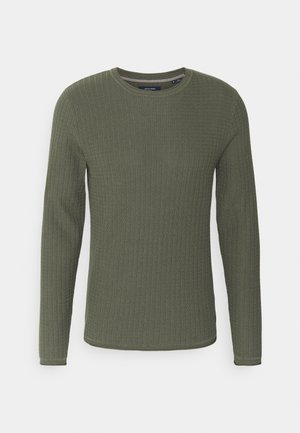 JPRMARCELKNIT CREW NECK - Jumper - beetle