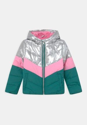 Zimní bunda - silver