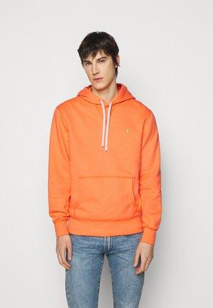 LONG SLEEVE - Hoodie - orange
