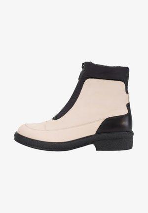 Classic ankle boots - vanila-schwarz