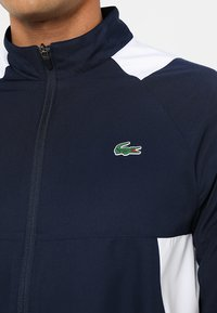 Lacoste Sport - TRACKSUIT - Tracksuit - navy blue/white white - 10