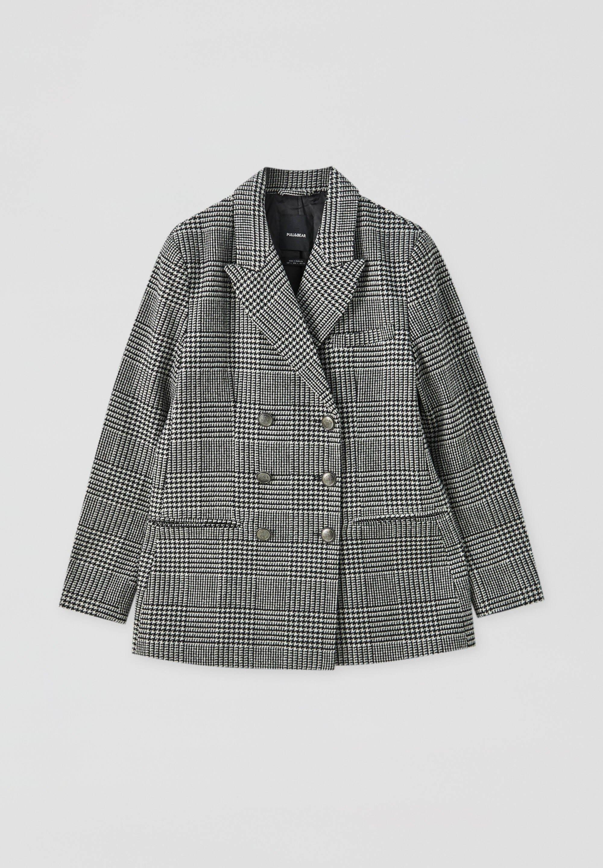 PULL&BEAR Leichte Jacke dark grey/dunkelgrau