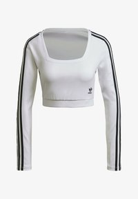 adidas Originals - LONG SLEEVE - Longsleeve - white - 6