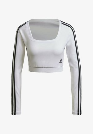 LONG SLEEVE - Camiseta de manga larga - white
