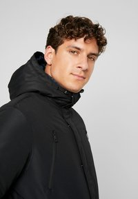 Pier One - Giacca invernale - black - 5