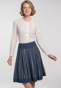 Spieth & Wensky - SCHATZ - A-line skirt - blau - 2