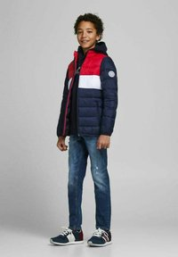 Jack & Jones Junior - Winter jacket - tango red - 1