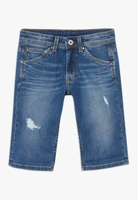 Pepe Jeans - CASHED - Jeansshort - blue - 0