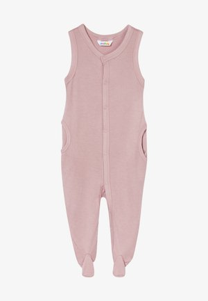 ROMPER FOOT - Pyjamas - altes rosa
