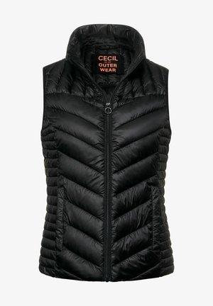 OUTDOOR  - Waistcoat - schwarz
