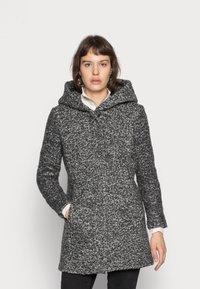 ONLY - Manteau classique - dark grey melange - 0
