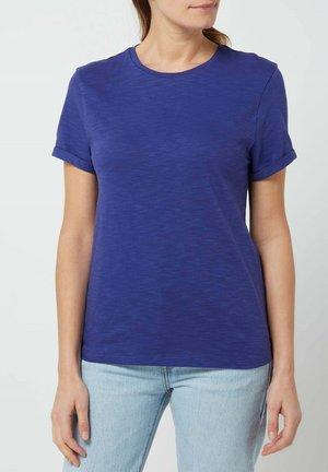 AUS SLUB MODELL 'EMOI' - Basic T-shirt - royalblau