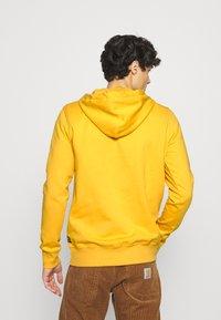 TOM TAILOR DENIM - Hoodie - star shine yellow - 2