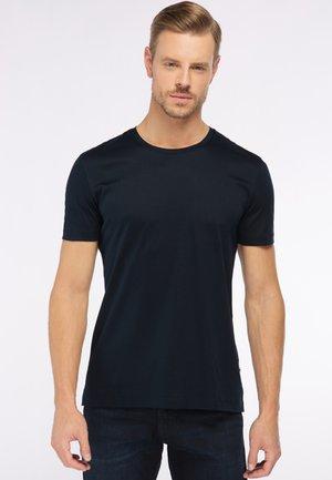 PARO - Basic T-shirt - dark blue