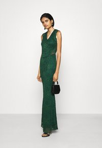 WAL G. - EMERY DRESS - Cocktail dress / Party dress - forest green - 1