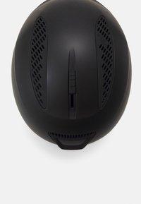 Alpina - Helmet - black matt - 5