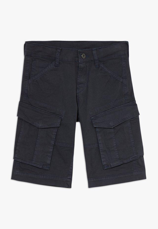 BERMUDA ROVIC - Pantalones cargo - navy
