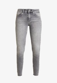 ONLY - ONLBLUSH - Vaqueros pitillo - grey denim - 3