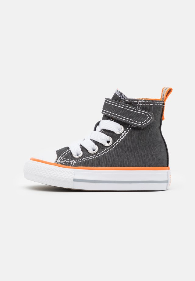 CHUCK TAYLOR ALL STAR SEASONAL UNISEX - High-top trainers - storm wind/magma orange/white
