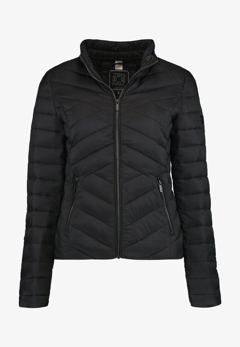 Zabaione - Winter jacket - schwarz