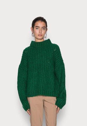 MAXIME CREW NECK - Neule - jolly green