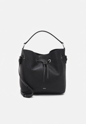 LEXI DRAWSTRING - Handtasche - black