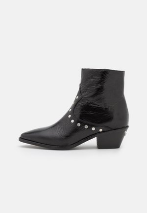 TYLER VINTAGE - Classic ankle boots - noir