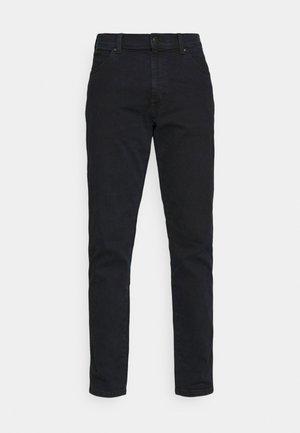 TEXAS - Slim fit jeans - blueblack rinse