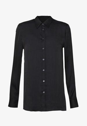 DILLON SOFT - Camisa - black