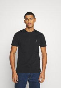 AllSaints - BRACE TONIC 3 PACK - Basic T-shirt - black - 1