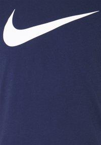 Nike Sportswear - TEE ICON - T-shirts print - midnight navy/white - 4