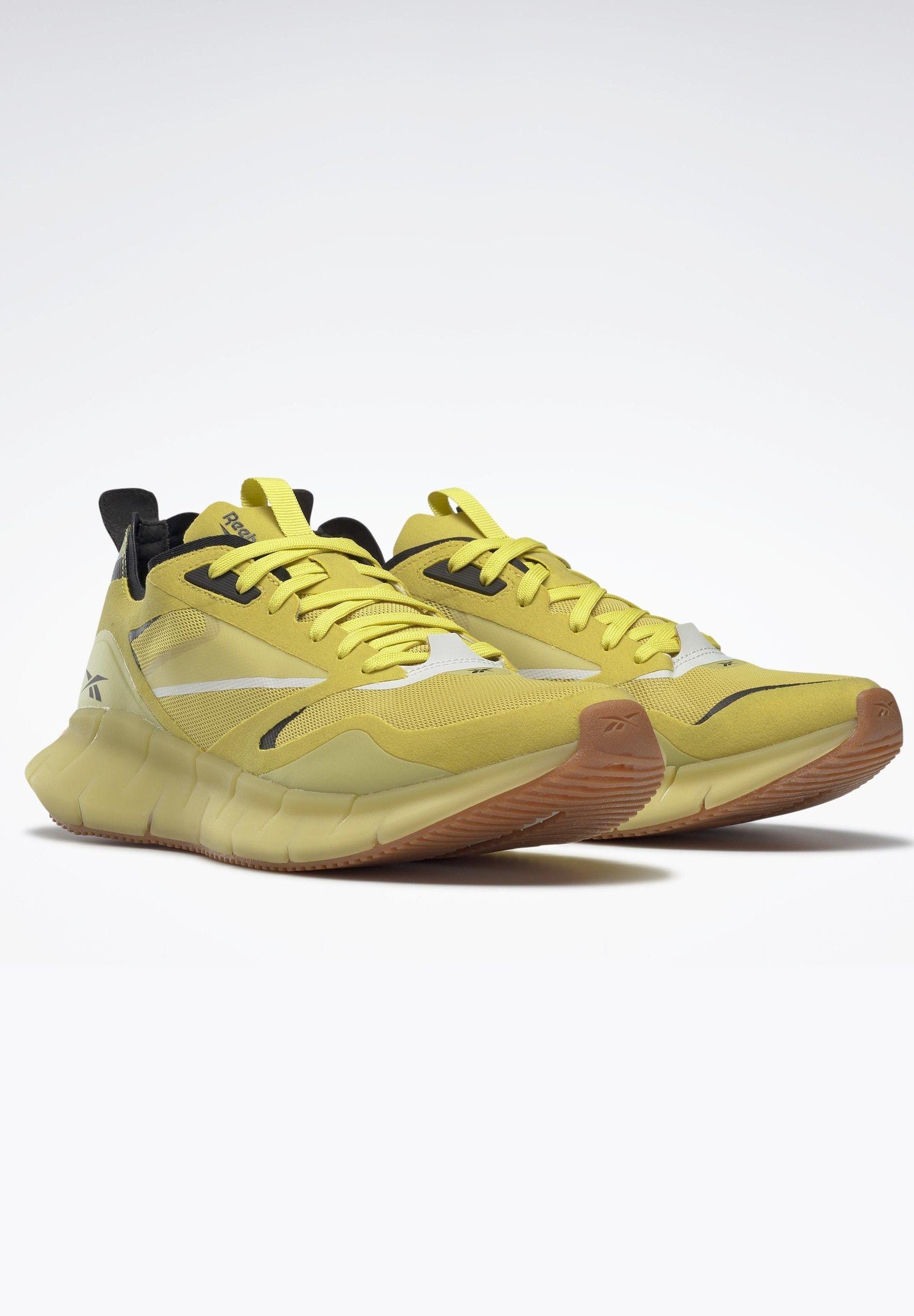 Reebok Classic ZIG KINETICA HORIZON SHOES - Sneaker low - yellow/gelb - Herrenschuhe 08NGd