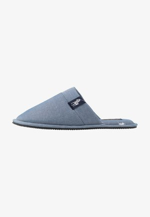 SUMMIT SCUFF - Slippers - blue