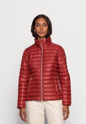 ULTRA LIGHT WEIGHT JACKET - Light jacket - dark maroon red