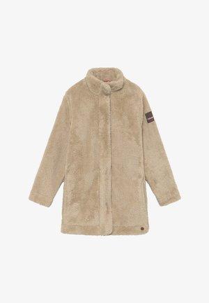 BANTRY GRLS - Fleecová bunda - sand