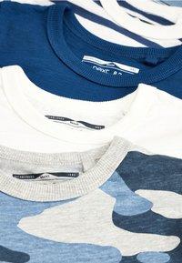 Next - Long sleeved top - blue - 5