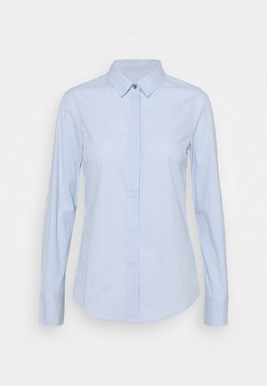 MESTRE - Button-down blouse - sky blue pattern