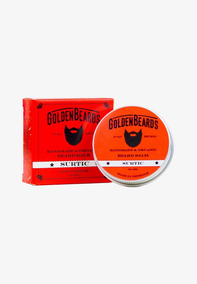 Golden Beards - BEARD BALM - Beard oil - surtic